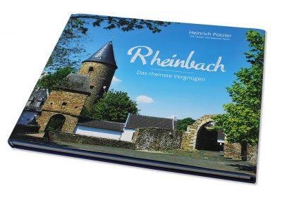 """Bildband """"Rheinbach"""" mit Hardcover"""